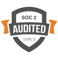 SOC 2 Type II Audited