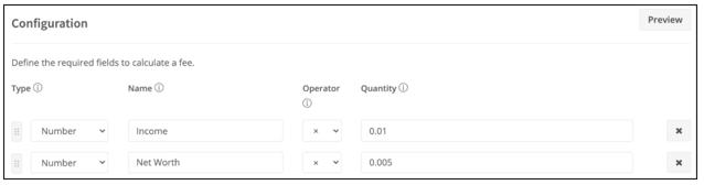 fee-calculator-configuration