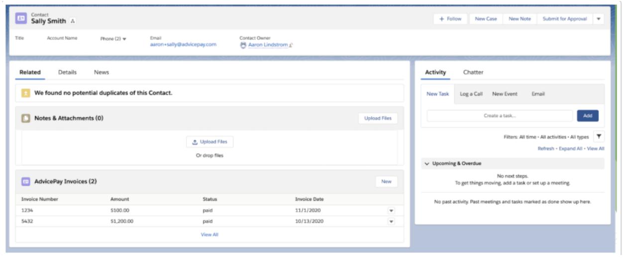 xlr8 integration screenshot